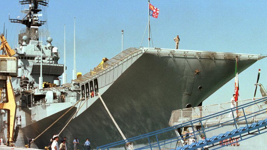 La Armada celebra su segunda semana naval en Madrid con seminarios y talleres