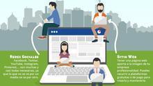 Si quieres emprender debes tener presencia online, ¡aprende cómo!