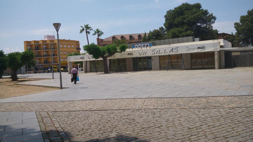 Plaza Siete Sillas Mérida