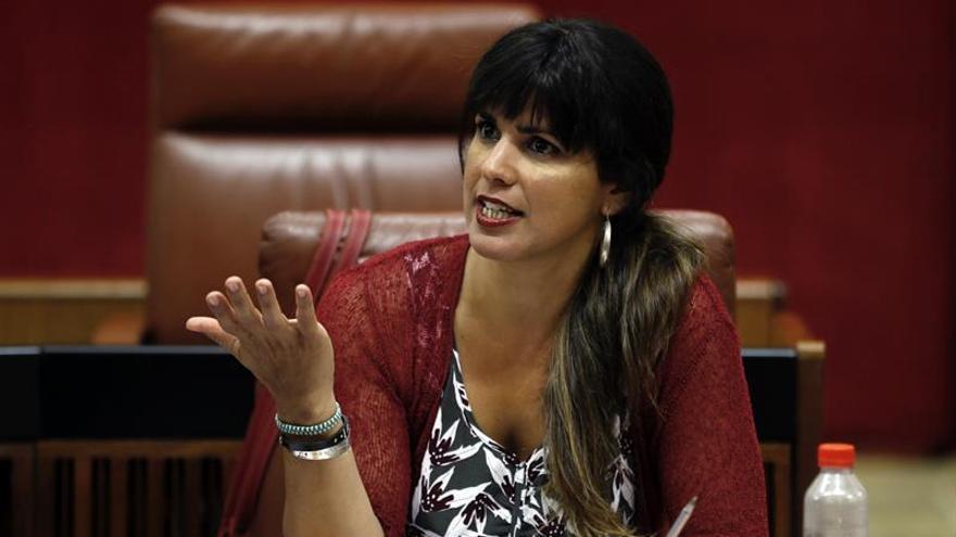 Cargos y militantes lanzan manifiesto frente a los planes de Teresa Rodríguez