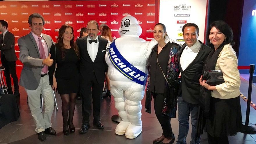 Los restaurantes cántabros 'El cenador de Amós' y 'Annua' consiguen su segunda estrella Michelin