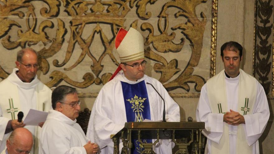 """Munilla no se opone a la publicación de bienes de la Iglesia católica siempre que sea """"legal"""" y """"no discriminatoria"""""""