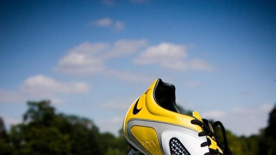 Ponte las zapatillas, haz ejercicio... pero a ver con qué te presentas luego al médico. (Imagen: Pexels)
