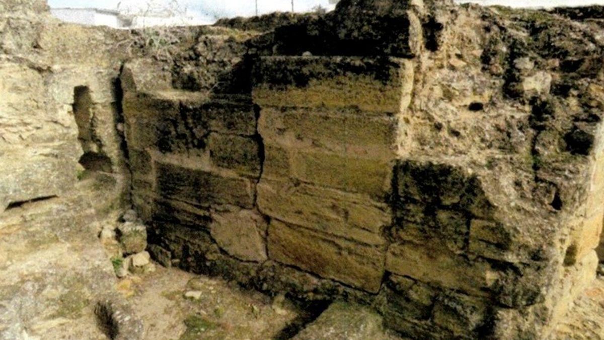 Uno de los elementos que se restaurarán en el Castillo del Gran Capitán de Montilla.