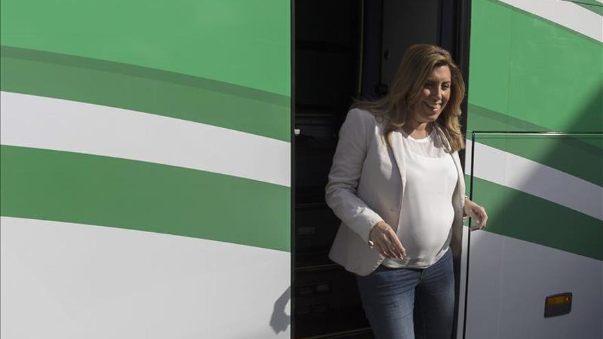 Díaz no ve chantaje de Podemos y Ciudadanos en la renuncia de los expresidentes