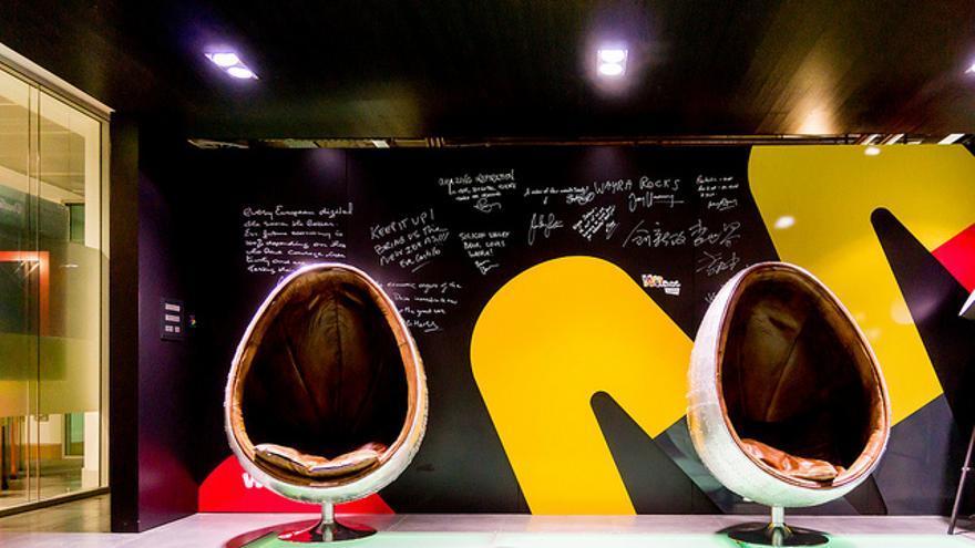 Oficinas de Wayra en Irlanda. / Foto: William Murphy (Flickr)