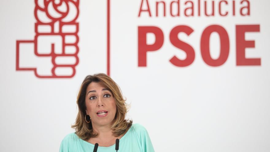 """Susana Díaz lamenta que hasta que no actuó el Ministerio sobre la listerioris """"no se conocieron las cifras reales"""""""