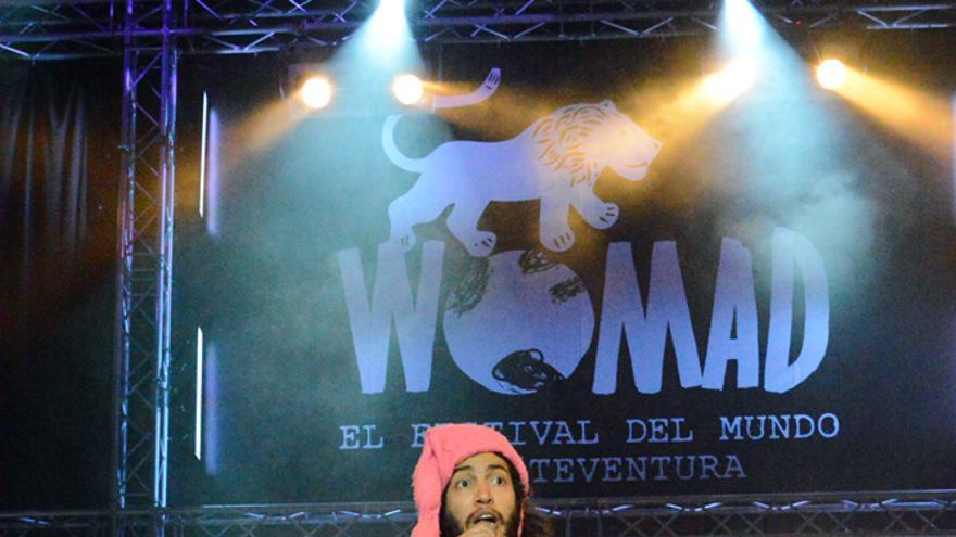 Actuación de La Chiva Gantiva en el Womad Fuerteventura 2014   Iago Otero Paz