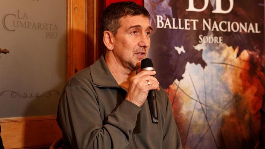 """Tango y danzas clásicas y contemporáneas en la """"Gala"""" del Ballet de Uruguay"""