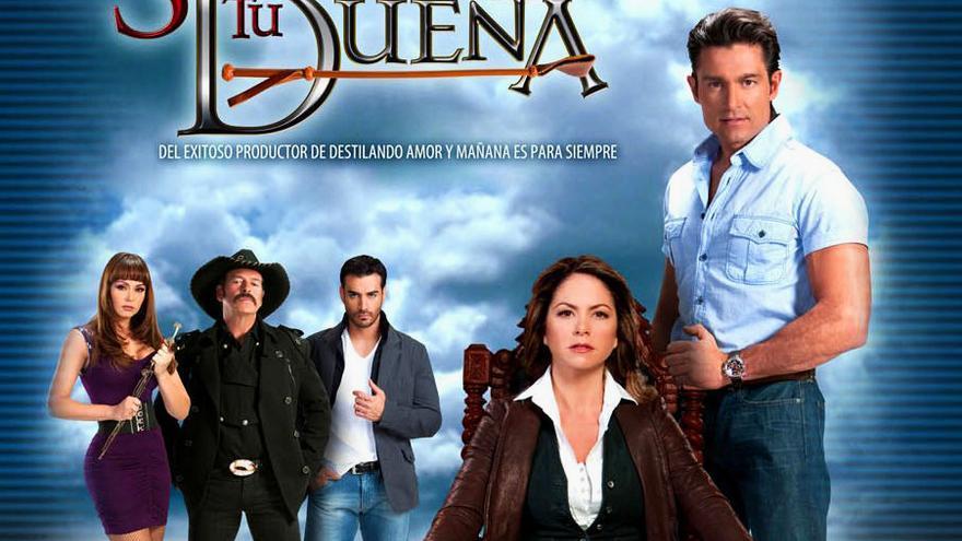 "La telenovela ""Soy tu dueña"" llega a las sobremesas de La 1"
