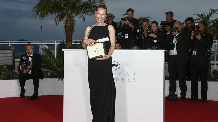 "Emmanuelle Bércot, premio ""ex aequo"" a la Mejor Actriz en Cannes"