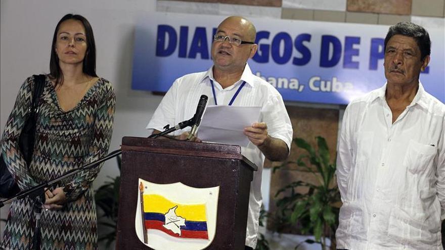 Las FARC proponen que el fondo de reparación de víctimas equivalga al 3 por ciento del PIB