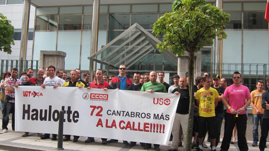 Los trabajadores afectados por ERE aumentan un 48% hasta junio por la reforma laboral, según CC.OO.