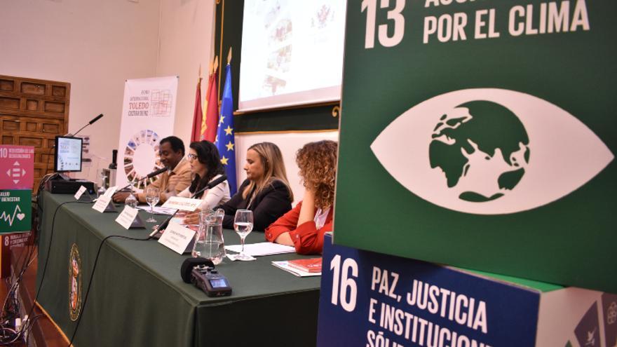 Inauguración del II Foro Internacional 'Toledo Cultura de Paz' / Fotografía: Bárbara D.Alarcón