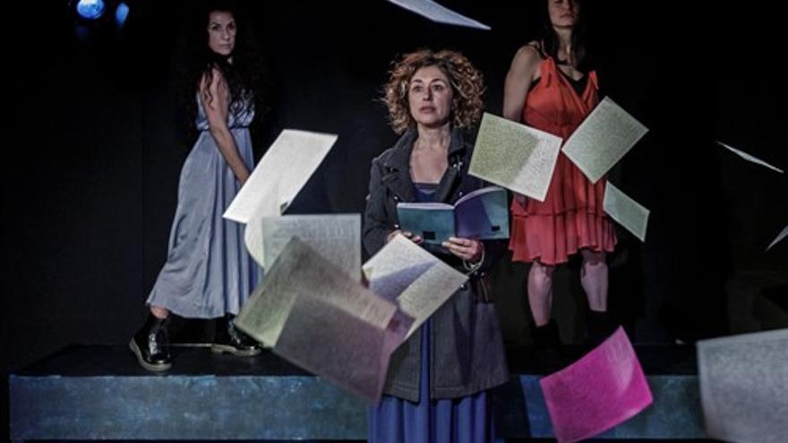 Vuelven a Enclave Pronillo las representaciones de 'Mujeres de carne y verso'
