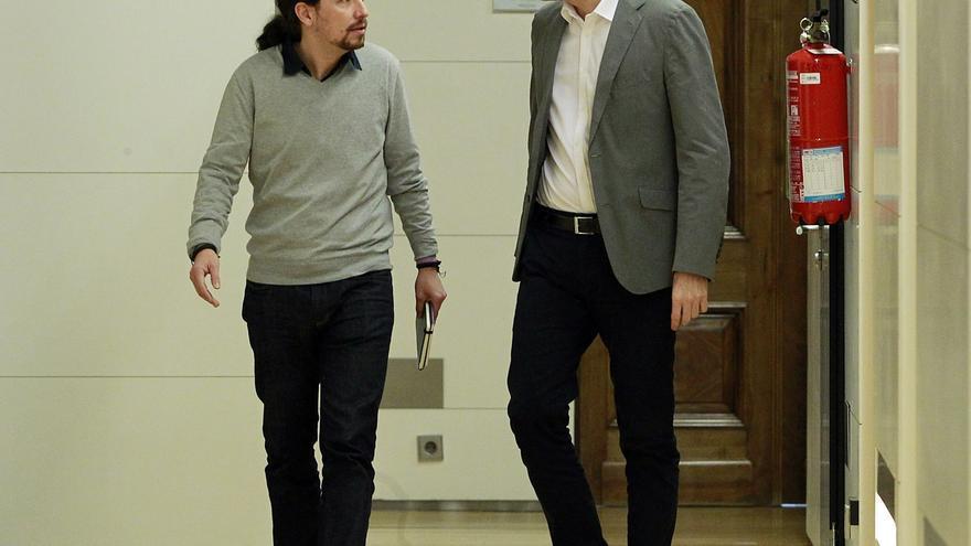 """Sánchez dice que es tiempo de negociar y que se hará """"la foto con Iglesias"""" cuando lleguen a un acuerdo"""