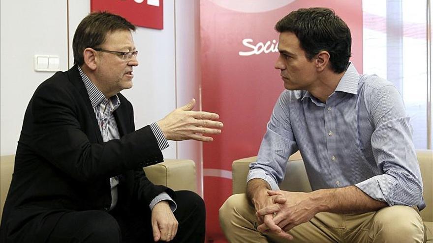 """Puig cree que la """"prioridad"""" del PSOE son las municipales no las primarias"""