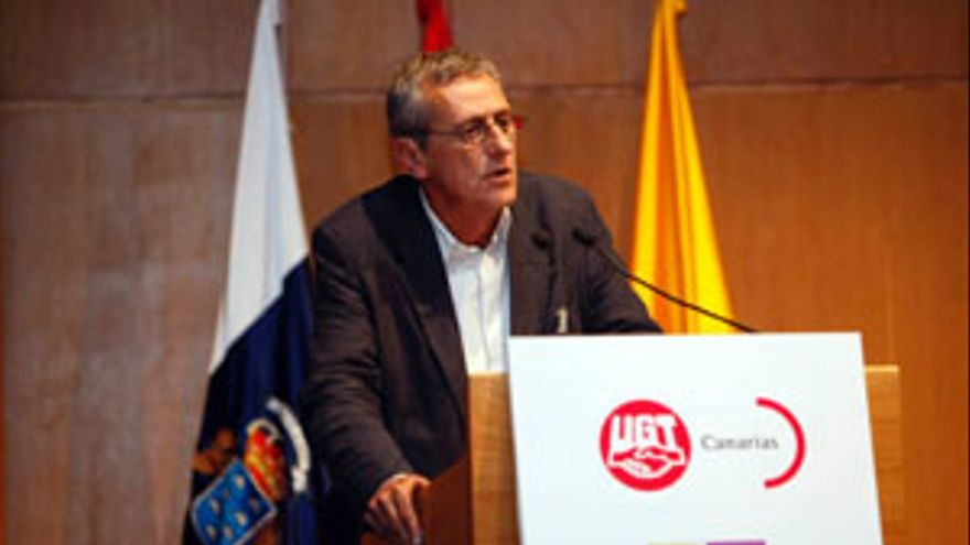 Juan Francisco Fonte. (CANARIAS AHORA)