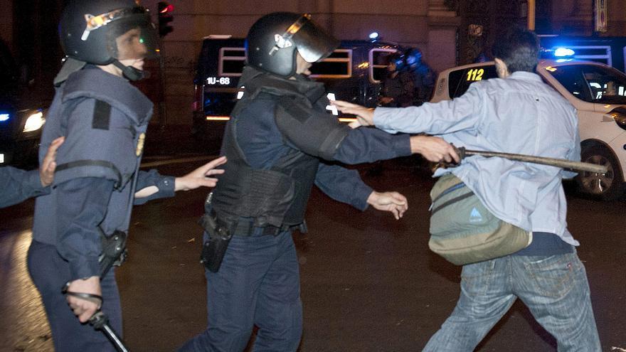 """La protesta """"Rodea el Congreso"""" terminó con 35 detenidos y 64 heridos"""