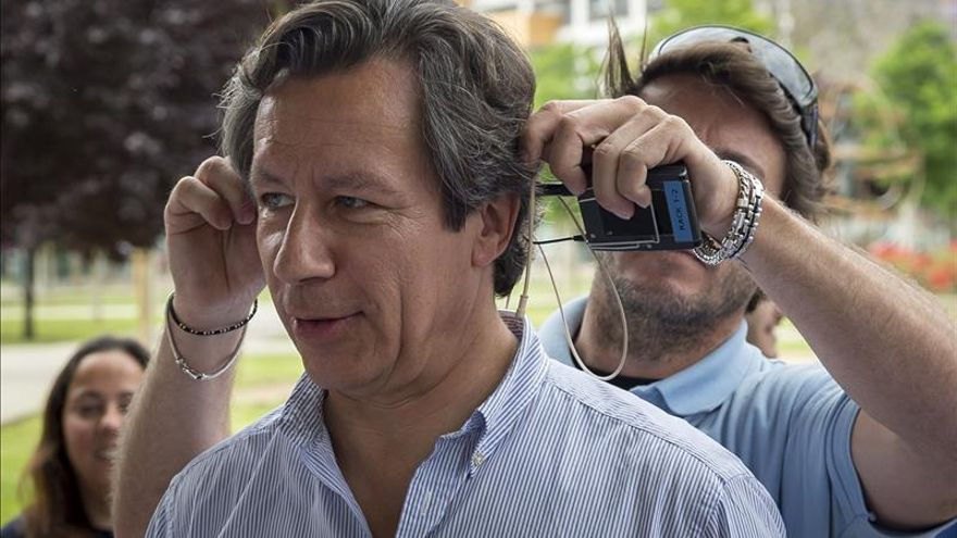 """Floriano denuncia """"pactos tácitos"""" contra el PP en Murcia y Castilla La Mancha"""
