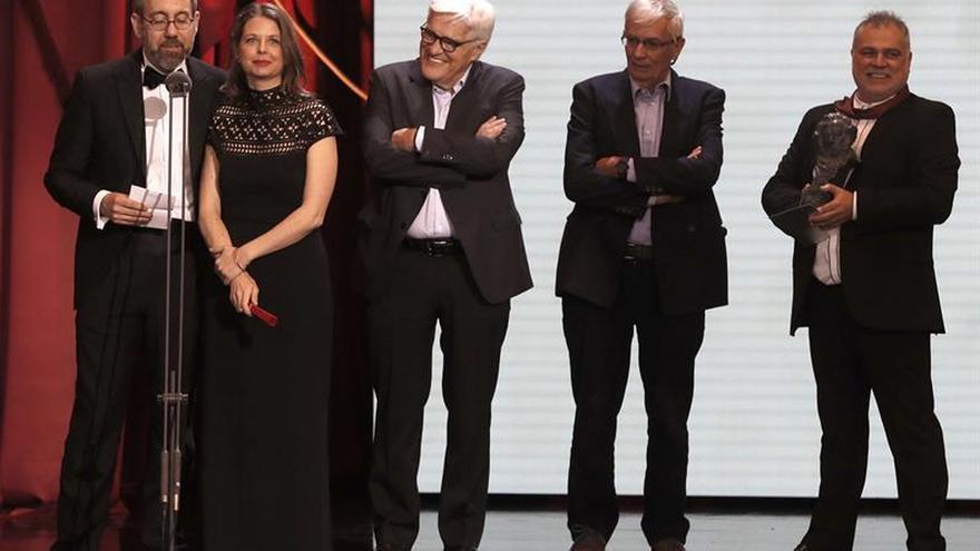 """""""El silencio de otros"""", gana el Goya 2019 al mejor documental"""