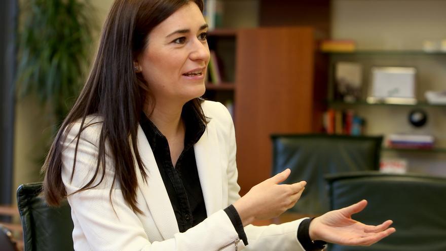 Carmen Montón, Consellera de Sanitat Universal i Salut Pública
