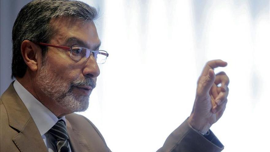 El exministro socialista del Interior Antoni Asunción