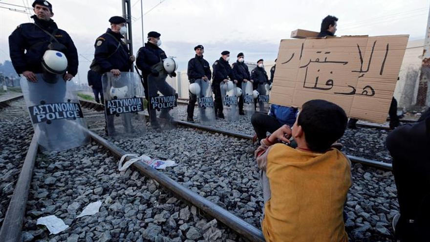 ONU expresa su gran preocupación por el acuerdo UE-Turquía sobre refugiados