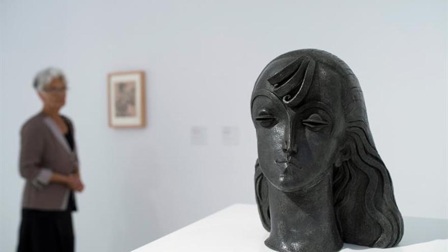 El Reina Sofía recibe la donación de cinco esculturas de Pablo Gargallo
