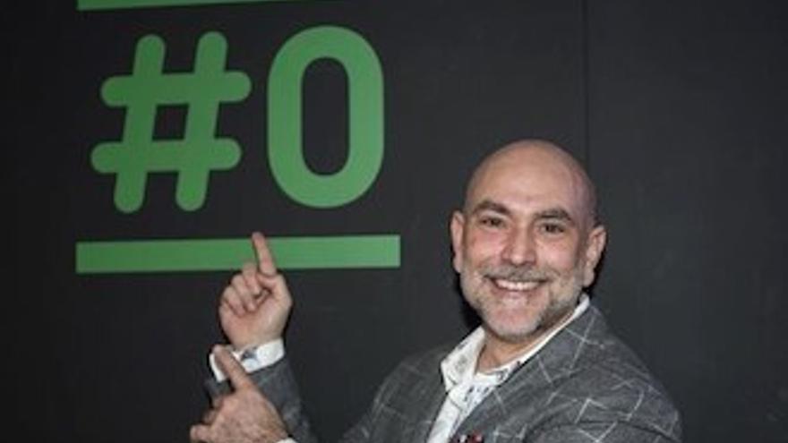 Fernando Jerez, director de #0, nos da las claves del nuevo canal que nace hoy