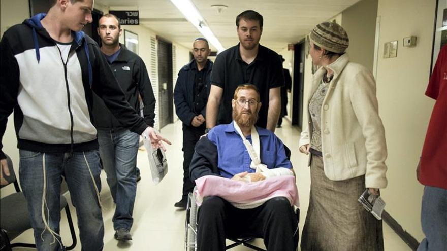 Dos ultraortodoxos heridos en un ataque en Jerusalén