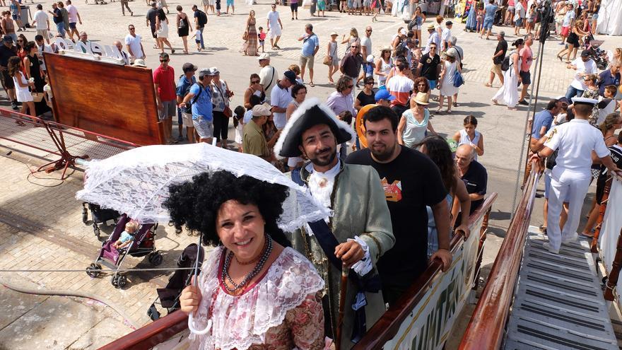 Gran Regata de Cádiz 2016: una ocasión para un viaje en el tiempo.