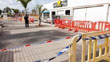 Los propietarios del local de la discoteca de Adeje tienen un mes de plazo para certificar la estabilidad de la estructura