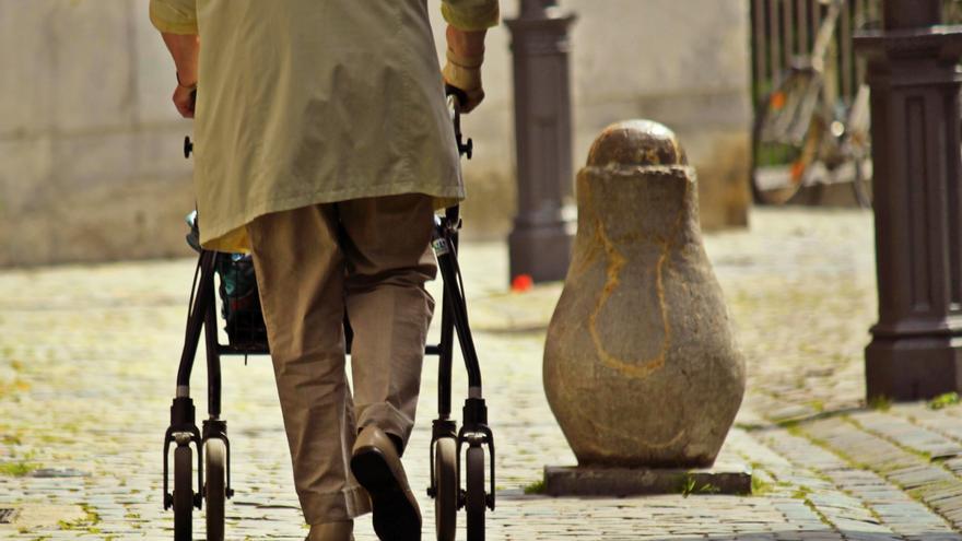 En Aragón, el 47,9 % de los vecinos de los pueblos de hasta 5.000 habitantes tiene 50 años o más