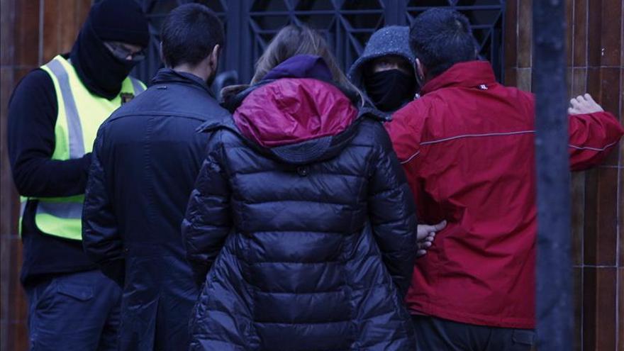 Son al menos 14 los detenidos en la operación contra el terrorismo anarquista