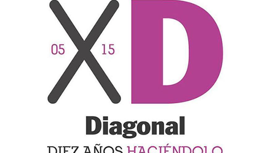 Décimo aniversario de Diagonal