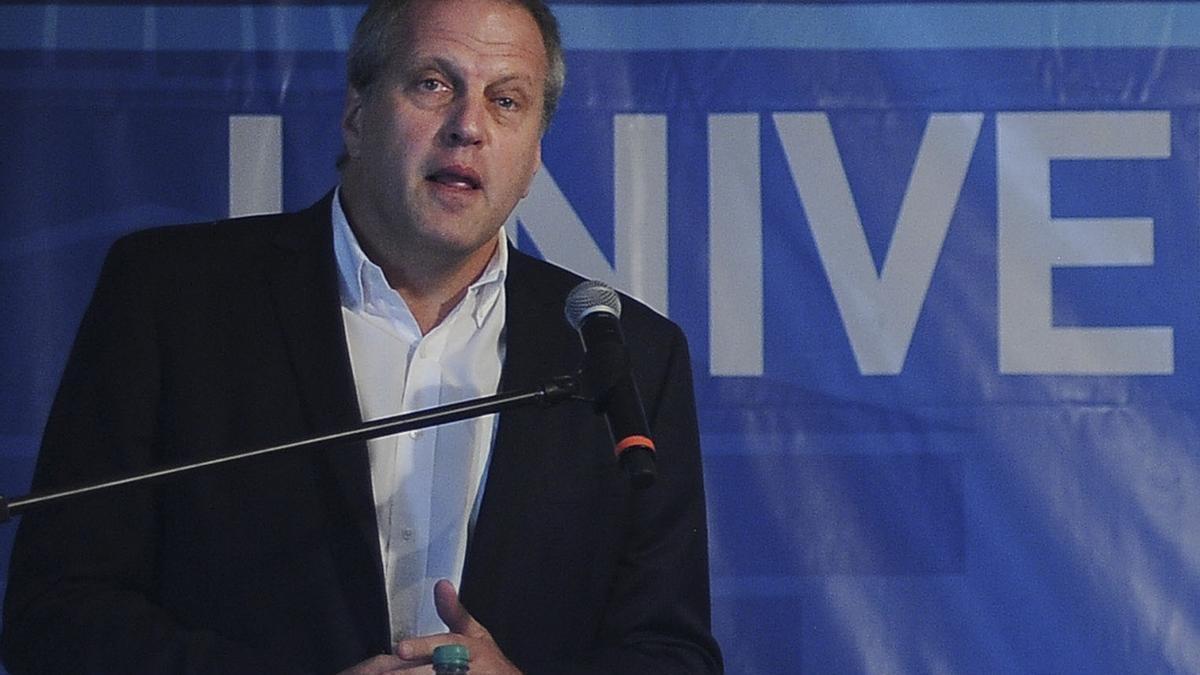 El ministro de Educación, Jaime Perczyk