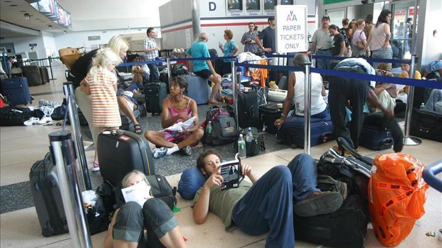 Despega un vuelo de Air Europa Nueva York-Madrid con más de un día de retraso