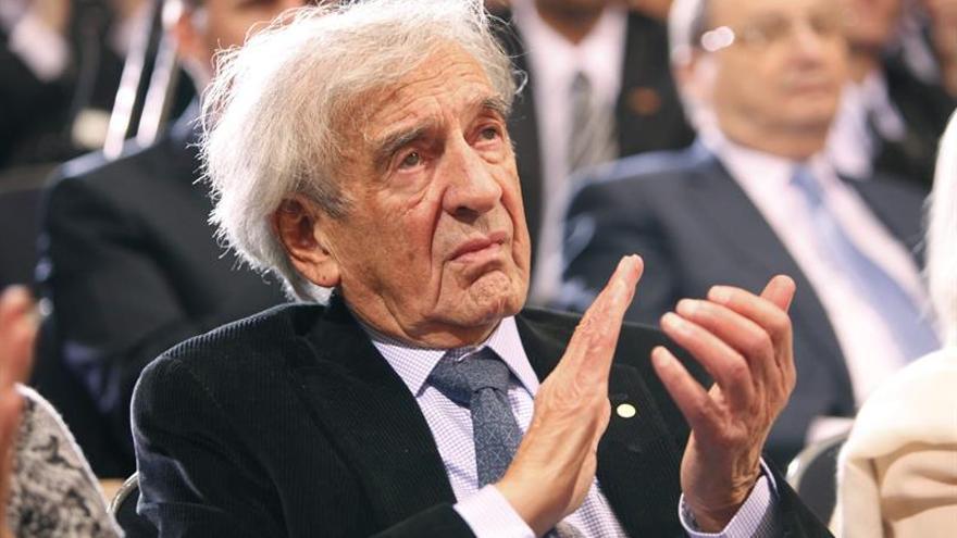 Muere a los 87 años Elie Wiesel, superviviente del Holocausto y Premio Nobel