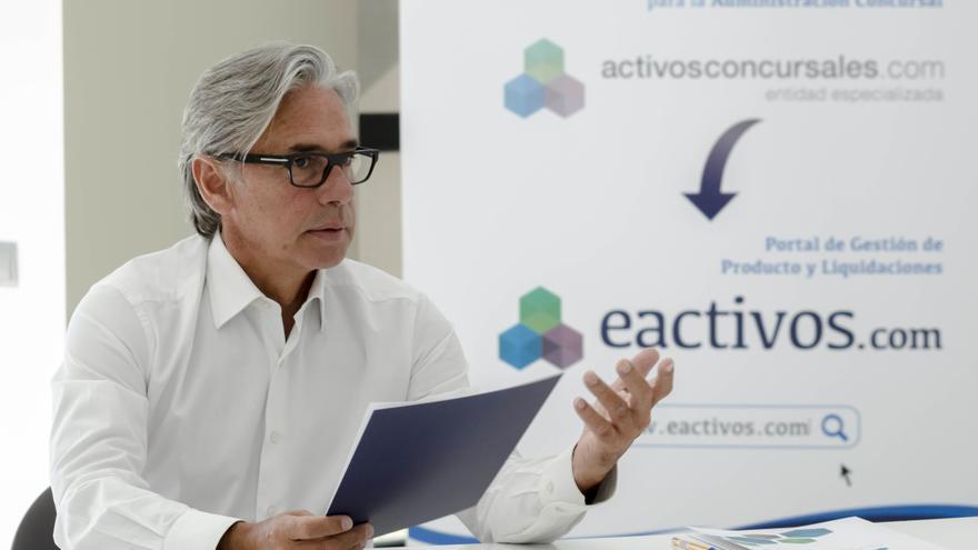 Joaquín Oliete, CEO de Activos Concursales