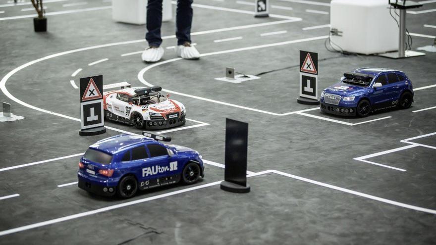 Copa de Conducción Autónoma Audi 2016