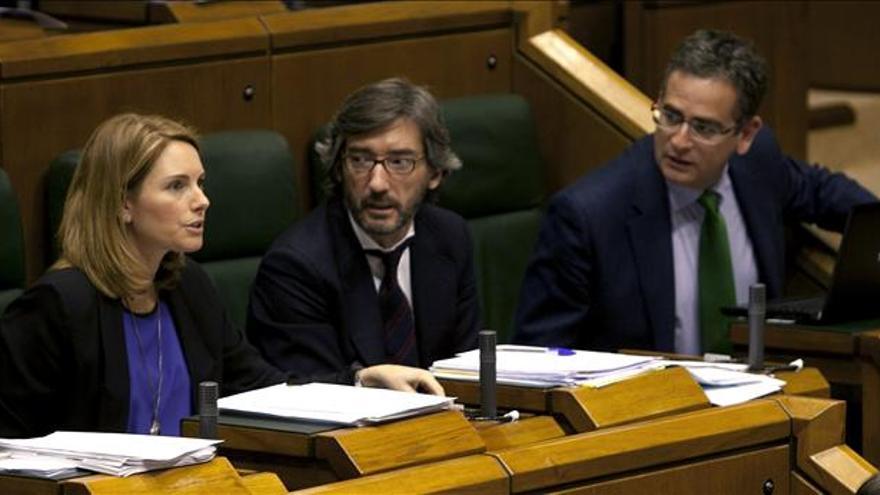 El PP no participará en la constitución de la ponencia de paz del País Vasco