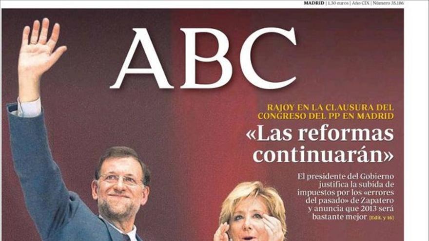 De las portadas del día (30/04/2012) #5