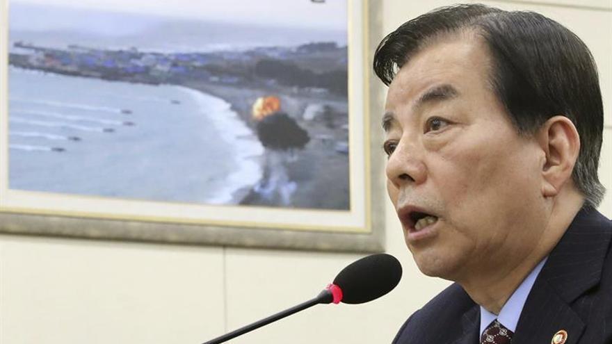 Seúl califica de avance el último test de motor para cohetes de Pyongyang