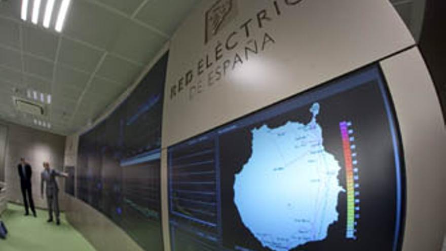 Sede de Red Eléctrica de España en Las Palmas de Gran Canaria. (ACN PRESS/V3S/A.M.)