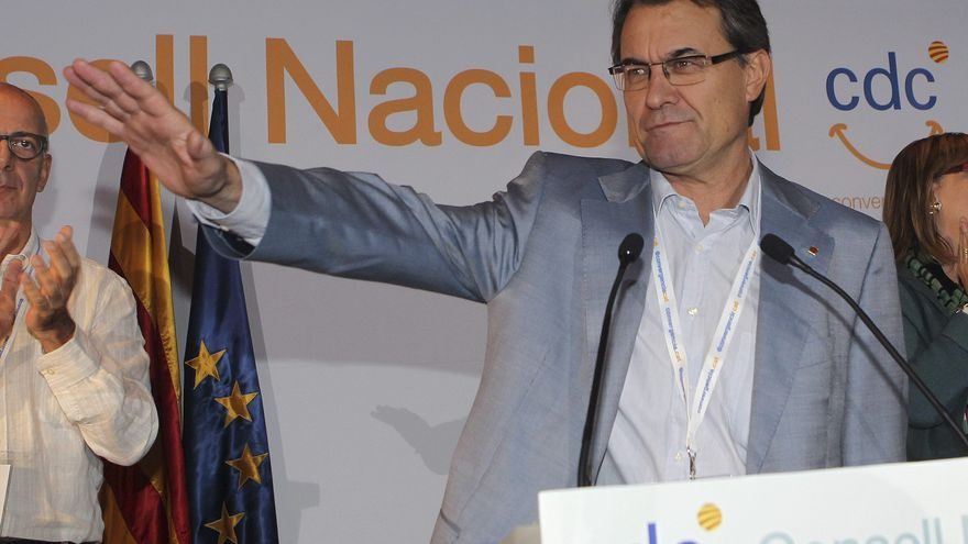 El 71 por ciento de los catalanes, a favor de un referéndum sobre la independencia