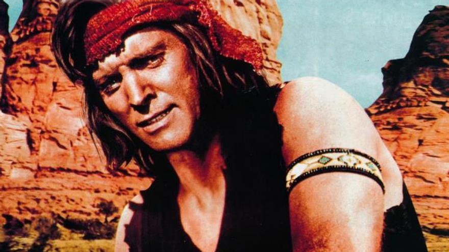 """""""Apache"""" (4.3%), un clásico del cine western que no pasa desapercibido en la tarde de TRECE"""