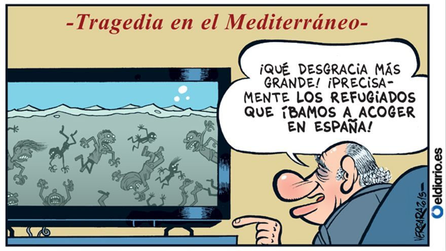 Tragedia en el Mediterráneo