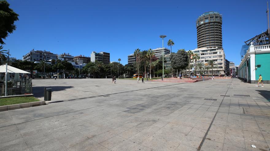 Parque de Santa Catalina.