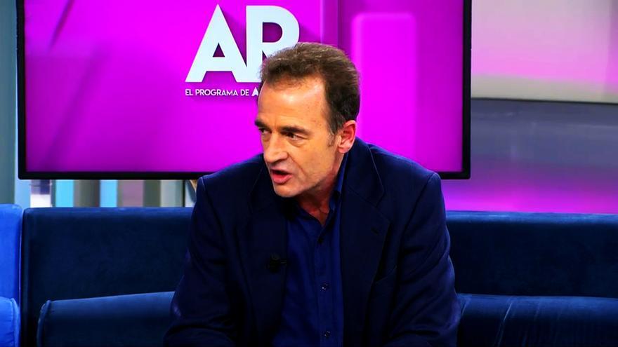 Alessandro Lequio en 'El programa de AR'